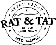 Website des Betriebsrates des Kepler Universitätsklinikums MedCampus 3